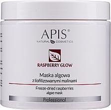 Fragrances, Perfumes, Cosmetics Algae and Freeze-Dried Raspberry Face Mask - APIS Professional Raspberry Glow Algae Mask