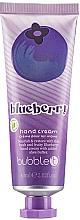 Fragrances, Perfumes, Cosmetics Blueberry Hand Cream - TasTea Edition Blueberry Hand Cream