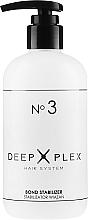 Fragrances, Perfumes, Cosmetics Hair Stabilizer - Stapiz Deep Plex No.3 Bond Stabilizer