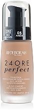 Fragrances, Perfumes, Cosmetics Longwear Face Foundation - Deborah 24Ore Perfect Foundation