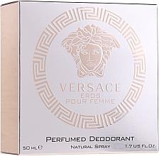 Fragrances, Perfumes, Cosmetics Versace Eros Pour Femme - Deodorant