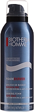 Fragrances, Perfumes, Cosmetics Shaving Foam for Sensitive Skin - Biotherm Sensitive Skin Shaving Foam