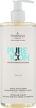 Fragrances, Perfumes, Cosmetics Micellar Water - Farmona Pure Icon Micellar Liquid