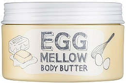 Fragrances, Perfumes, Cosmetics Body Butter - Too Cool For School Egg Mellow Body Butter