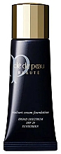 Fragrances, Perfumes, Cosmetics Natural Glow Foundation - Cle De Peau Beaute Radiant Cream Foundation SPF24