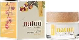 Fragrances, Perfumes, Cosmetics Nourishing Lifting Cream Face with Acmella Extract - Natuu SuperLift Face Cream