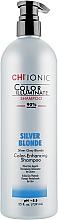 Fragrances, Perfumes, Cosmetics Color Shampoo - CHI Ionic Color Illuminate Shampoo Silver Blonde