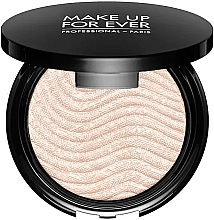 Fragrances, Perfumes, Cosmetics Highlighter - Make Up For Ever Pro Light Fusion Powder