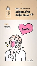 Fragrances, Perfumes, Cosmetics Two-Phase Brightening Face Mask - Skin79 Brightening Selfie Mask