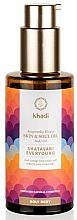 Fragrances, Perfumes, Cosmetics Ayurvedic Elixir Body Oil - Khadi Ayurvedic Elixir Skin & Soul Oil Shatavari Everyoung