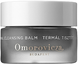Fragrances, Perfumes, Cosmetics Thermal Cleansing Face Balm - Omorovicza Thermal Cleansing Balm (mini size)