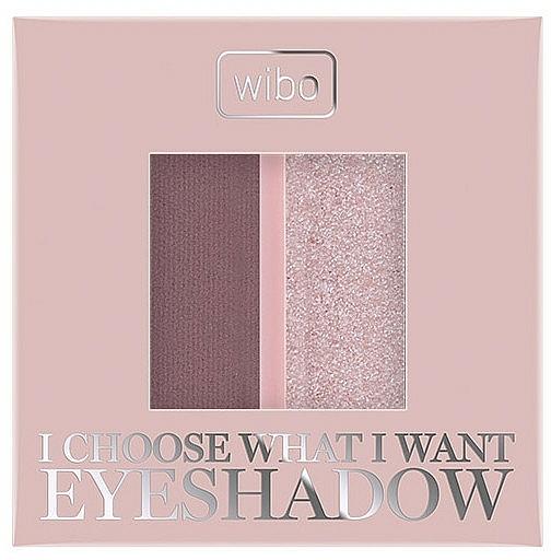 Eyeshadow - Wibo I Choose What I Want Duo Eyeshadow