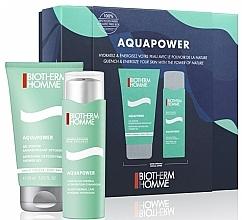 Fragrances, Perfumes, Cosmetics Set - Biotherm Homme (af/shave/cr/75ml + sh/gel/150ml)