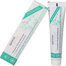 Fragrances, Perfumes, Cosmetics Toothpaste with 24 Herbal Extracts - Apeiron Auromere Herbal Toothpaste