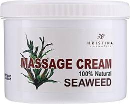 Fragrances, Perfumes, Cosmetics Seaweed Massage Cream - Hristina Cosmetics Seaweed Massage Cream