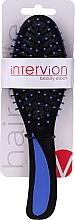 Fragrances, Perfumes, Cosmetics Hair Brush, 499725, dark blue - Inter-Vion