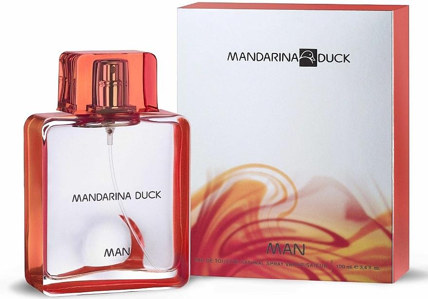 Mandarina Duck Man - Eau de Toilette — photo N1