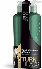 Fragrances, Perfumes, Cosmetics Set - Joico Body Luxe (shm/500ml + cond/500ml)