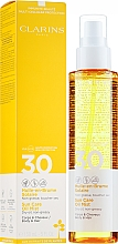 Fragrances, Perfumes, Cosmetics Body & Hair Sunscreen Oil Spray - Clarins Huile-en-Brume Solaire SPF 30