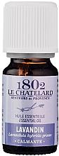 "Fragrances, Perfumes, Cosmetics Essential Oil ""Lavandin"" - Le Chatelard 1802 Essential Oil Lavandin Lavandula Hybrida"
