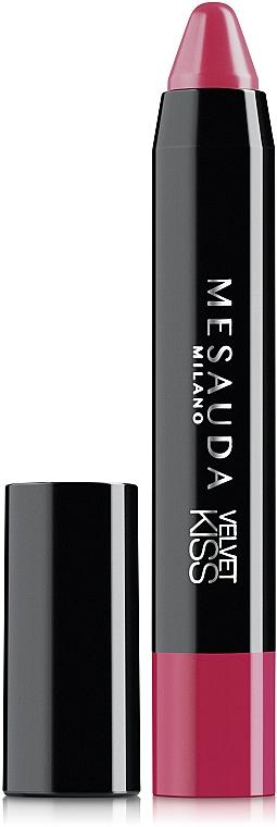 Lipstick Crayon - Mesauda Milano Velvet Kiss Lipstick