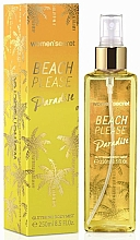 Fragrances, Perfumes, Cosmetics Women'Secret Beach Please Paradise - Body Mist