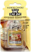 Fragrances, Perfumes, Cosmetics Car Air Freshener - Yankee Candle Car Jar Vanilla Cupcake