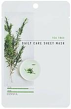 Fragrances, Perfumes, Cosmetics Tea Tree Face Sheet Mask - Eunyul Daily Care Mask Sheet Tea Tree