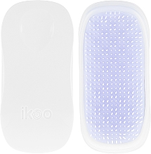 Fragrances, Perfumes, Cosmetics Detangler Brush - Ikoo Home Classic Collection Brush