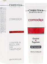 Fragrances, Perfumes, Cosmetics Control & Regulate Day Serum - Christina Comodex Control&Regulate Day Treatment