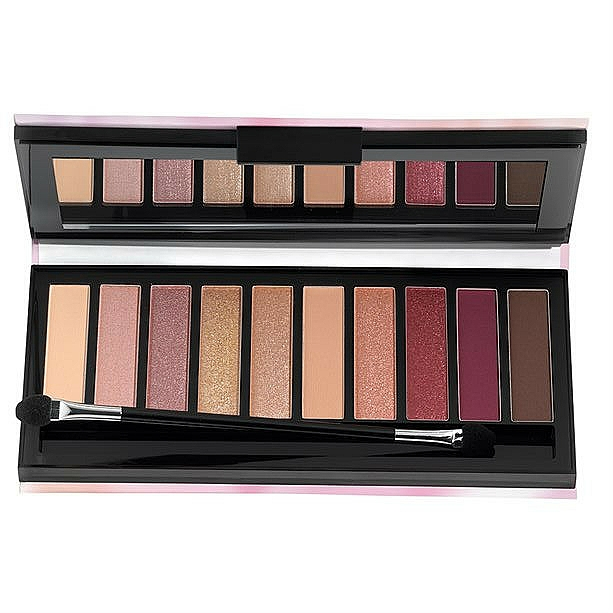 Eyeshadow Palette - Avon Radiant Rose Eyeshadow Palette — photo N1