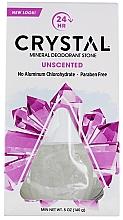 Fragrances, Perfumes, Cosmetics Deodorant - Crystal Body Rock