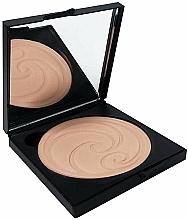 Fragrances, Perfumes, Cosmetics Compact Face Powder - Living Nature Luminous Pressed Powder