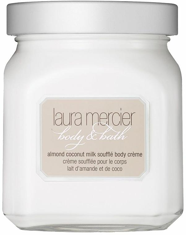 """Souffle Body Cream """"Almond & Coconut Milk"""" - Laura Mercier Almond Coconut Milk Souffle Body Cream"""