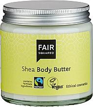 Fragrances, Perfumes, Cosmetics Body Oil - Fair Squared Body Butter Shea