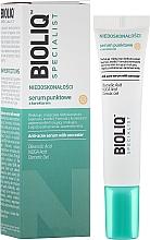 Fragrances, Perfumes, Cosmetics Anti-Acne Serum with Concealer - Bioliq Specialist Anti-acne Serum With Concealer