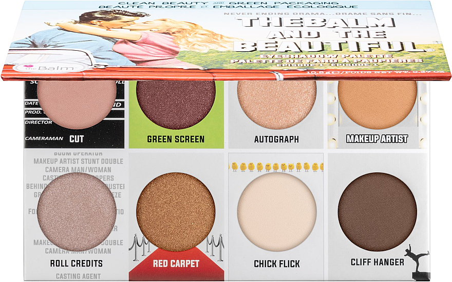 Eyeshadow Palette - TheBalm Thebalm And The Beautiful