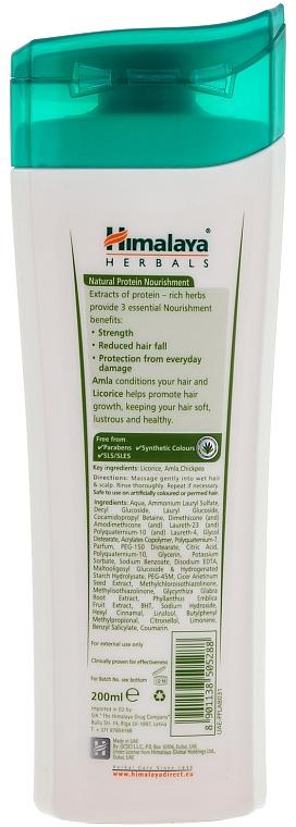 "Protein Shampoo for Normal Hair ""Softness & Shine"" - Himalaya Herbals — photo N4"
