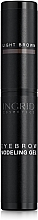 Fragrances, Perfumes, Cosmetics Modeling Gel - Ingrid Cosmetics Eyebrow Modeling Gel