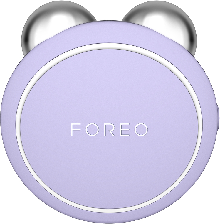 Massage and Skin Firming Face Tool - Foreo Bear Mini Lavender