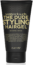 Fragrances, Perfumes, Cosmetics Hair Styling Gel - Waterclouds The Dude Styling Hairgel