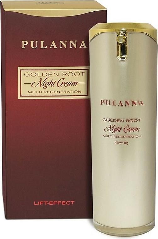 Multi-Regeneration Night Face Cream - Pulanna Golden Root Multi-Regeneration Night Cream — photo N1