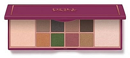 Fragrances, Perfumes, Cosmetics Eyeshadow Palette - Doll Face 10-Shade Matte & Shimmer Palette