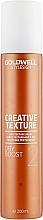 Fragrances, Perfumes, Cosmetics Hair Spray - Goldwell Stylesign Creative Texture Dry Boost