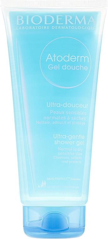 Dry & Sensitive Skin Shower Gel - Bioderma Atoderm Gentle Shower Gel