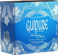 Fragrances, Perfumes, Cosmetics Jeanne Arthes Guipure & Silk Havana Moon - Eau de Parfum