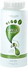 Fragrances, Perfumes, Cosmetics Deodorant Foot Talc - Oriflame Feet Up Comfort