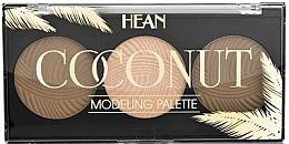 Fragrances, Perfumes, Cosmetics Makeup Palette - Hean Coconut Palette