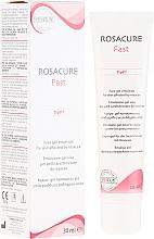 Fragrances, Perfumes, Cosmetics Gel for Sensitive Skin Prone to Redness - Synchroline Rosacure Fast