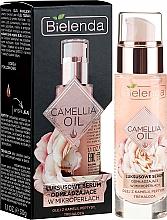 Fragrances, Perfumes, Cosmetics Rejuvenating Face Serum - Bielenda Camellia Oil Luxurious Rejuvenating Serum